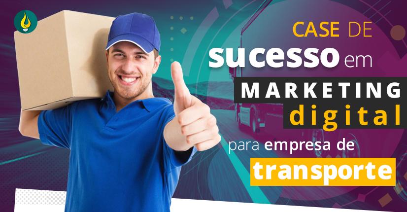 Marketing Digital para Empresa de Transporte